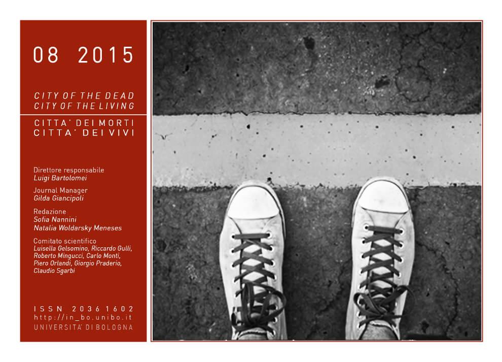 Vol.6 n.8 2015 copertina